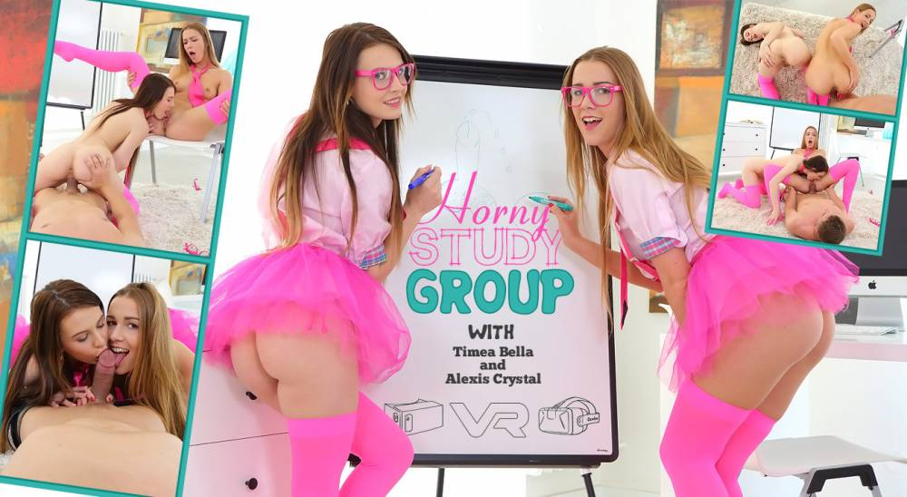 Horny Study Group